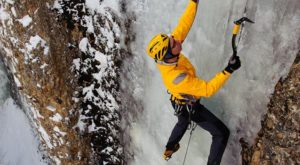 Have The Adventure Of A Lifetime Climbing Frozen Waterfalls At This Thrilling Wyoming Festival
