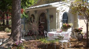 The Whimsical Tea Room In North Carolina That's Like Something From A Storybook