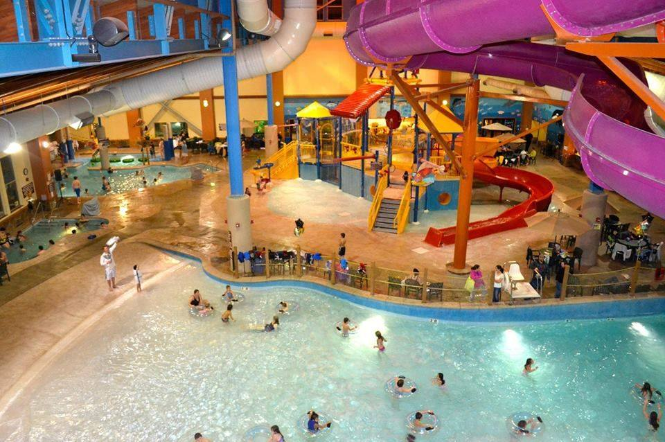 The Reef Is The Most Epic Indoor Water Park In Montana