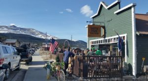 The Tiny, Rustic Colorado Cafe Out In The Middle Of Nowhere You Have To Try