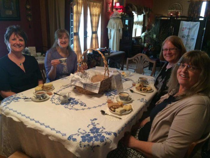 Miss Spenser S Tea Room