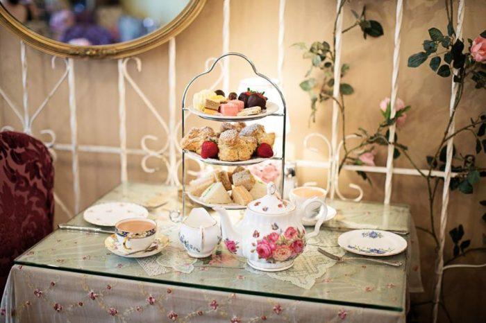 Visit The English Rose Tearoom In Carefree Arizona