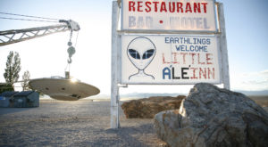 The Small Town In Nevada With Insane Extraterrestrial Activity