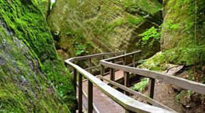 This Quaint Little Trail Is The Shortest And Sweetest Hike In Ohio