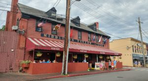 The Oldest Bar In Maryland Has A Fascinating History