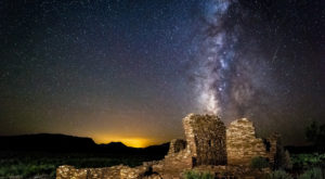 These 4 Arizona Cities Have Some Of The Darkest Skies In The Country