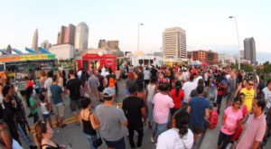 The Epic Outdoor Food Fest In Columbus You Simply Cannot Miss