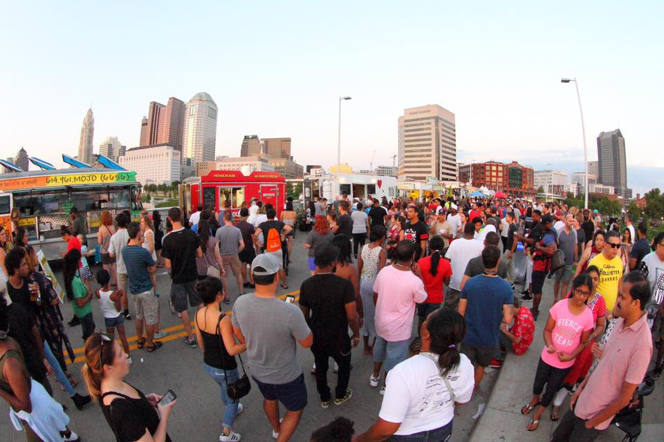 Columbus Annual Food Truck Festival Is The Best Outdoor