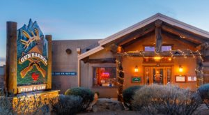 This Rustic Steakhouse In Utah Is A Carnivore's Dream Come True