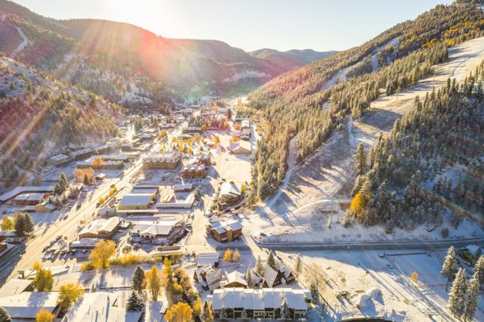 Visit Ski Tip Restaurant In Red River New Mexico This Winter