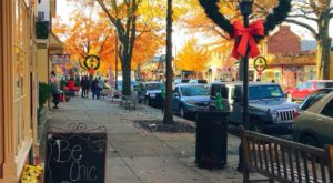 The Tiny Town Hiding In Philadelphia's Shadow You Simply Must Visit