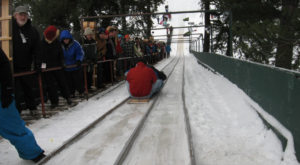 The Toboggan Park In New York That Will Make Your Winter Unforgettable