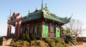 There's A Stunning, Chinese Tea House In Rhode Island You Have To See To Believe