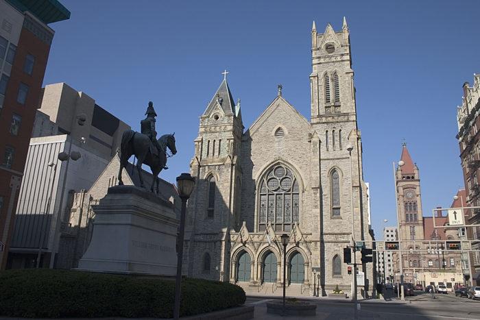 7 Most Beautiful Churches In Cincinnati