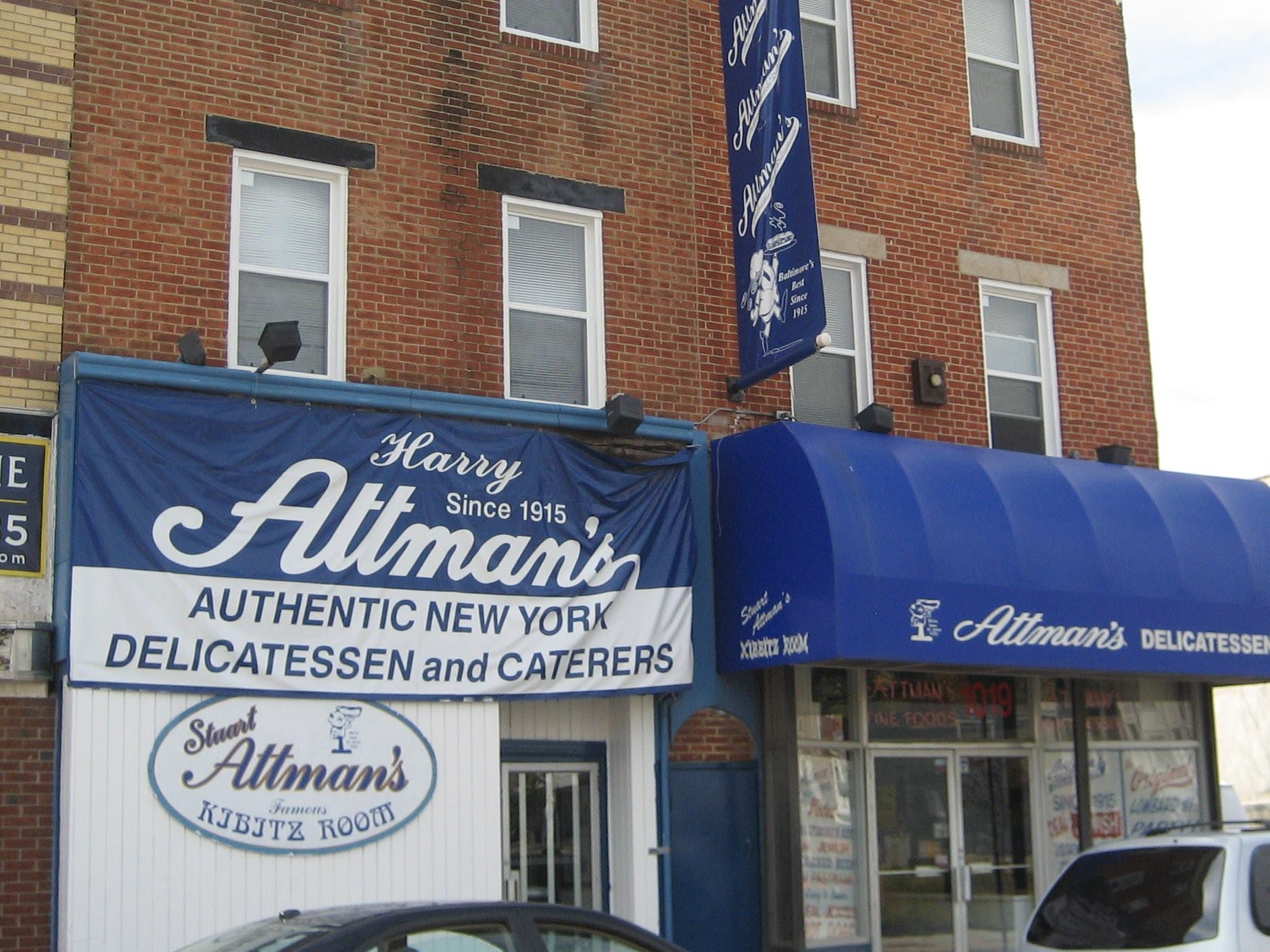 It All Started With a Deli: The Attmans of Lombard Street