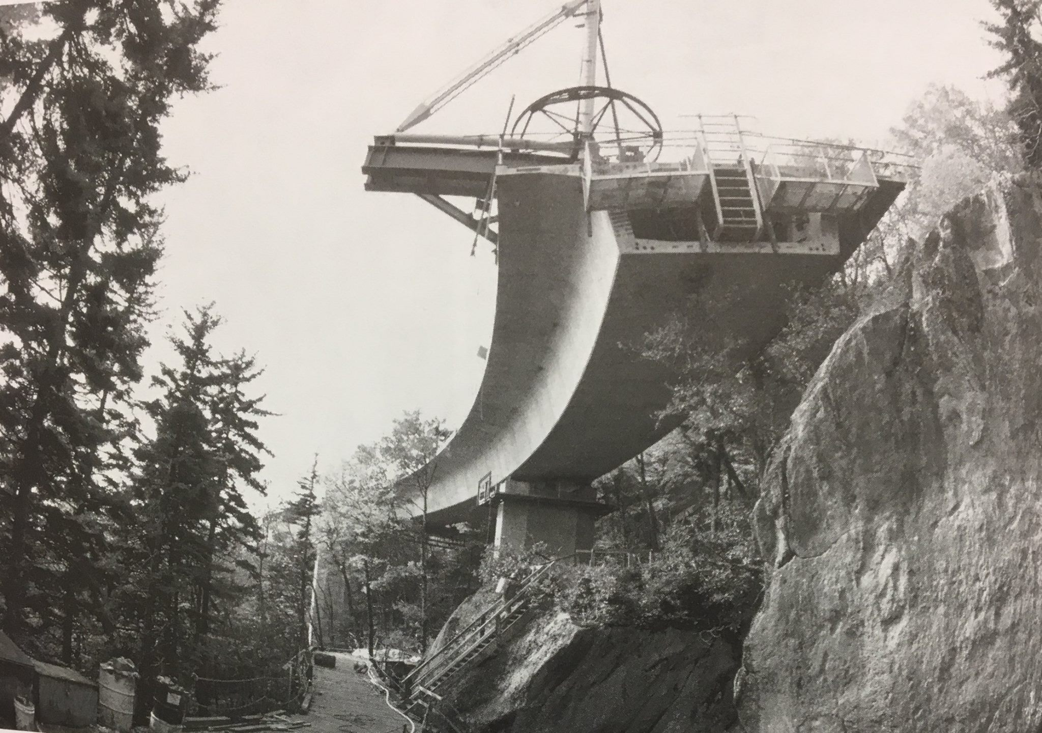 Tell City Indiana >> The Story Behind Linn Cove Viaduct On The Blue Ridge ...