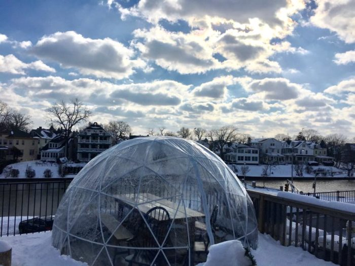 Hang Out In An Igloo At This One Of A Kind New Jersey