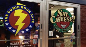 There's A Super Hero Themed Restaurant In New York And It's Seriously Awesome