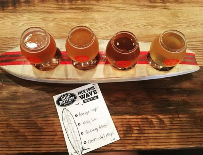 New Jersey S Southern Ocean Made Brew Trail Offers Unique