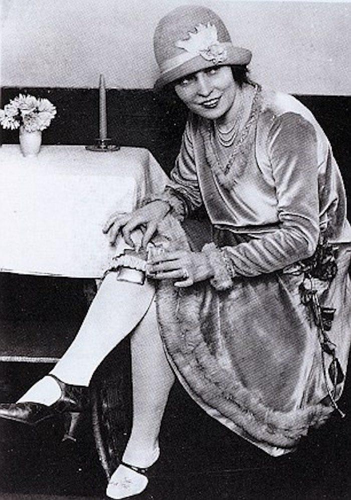1920-ые