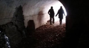 Few People Know About This Abandoned Train Tunnel Hiding Near A Connecticut Castle