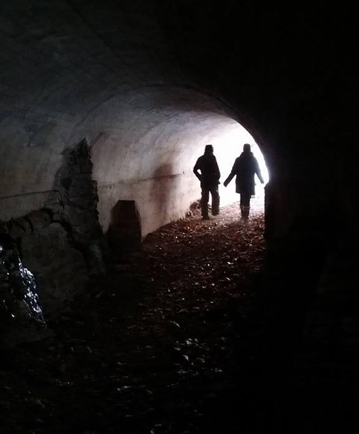 This Abandoned Train Tunnel Is Hiding Near Connecticut's