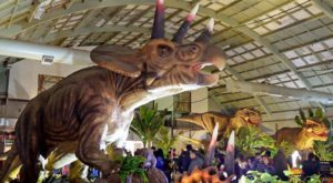 An Epic Dinosaur Theme Park Is Visiting Idaho Soon And You Need To Visit