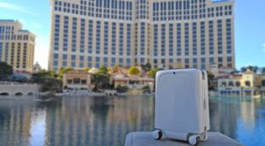 The One Futuristic Suitcase That You Won't Want To Travel Without