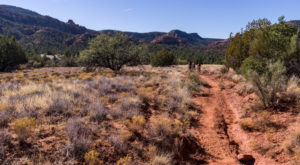 Most People Don't Realize This Scenic Hiking Trail In Arizona Even Exists
