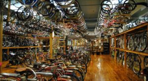 The World's Largest Bicycle Museum and Shop Is Right Here In Pittsburgh And You'll Want To Visit