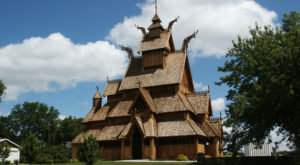 7 Of The Most Stunningly Beautiful Churches In North Dakota