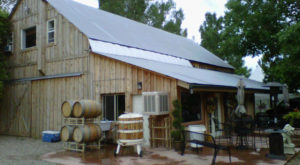 This Beautiful Barn In Colorado Is Also A Winery And You'll Want To Visit