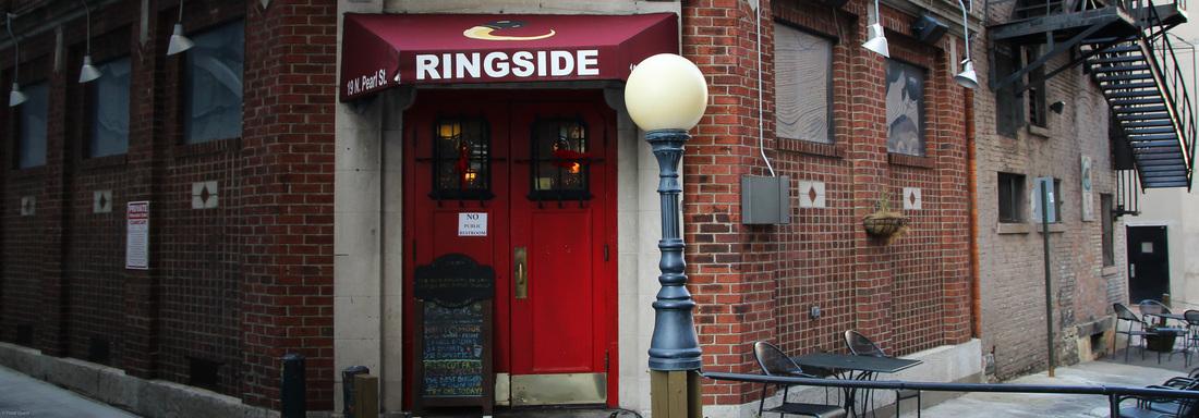 Ringside Cafe Is Best Nostalgic Burger Joint In Columbus
