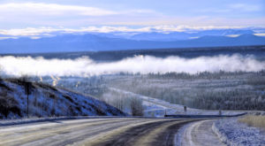In 1971, Alaska Plunged Into An Arctic Freeze That Makes This Year's Winter Look Downright Mild