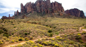 This Hidden Trail In Arizona Leads To A Magnificent Archaeological Treasure