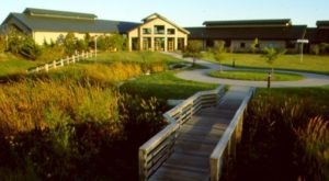 The Outdoor Discovery Park In Kansas That's Perfect For A Family Day Trip