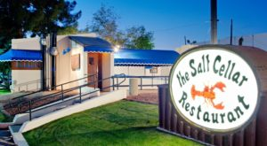 You'll Love Dining In This Subterranean Seafood Spot In Arizona
