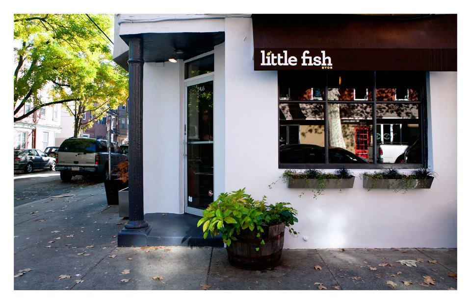 little fish is philadelphia 39 s best unassuming seafood