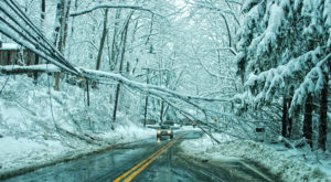 It's Impossible To Forget These Horrific Winter Storms That Have Gone Down In South Carolina History