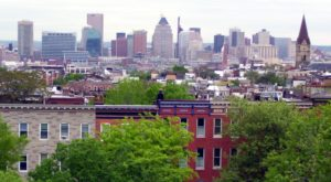13 Weird Side Effects Everyone Experiences From Growing Up In Baltimore