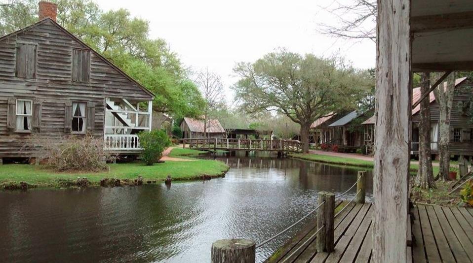 The Unique Village In Louisiana Where Time Stands Still