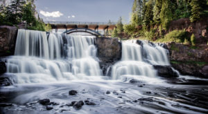 The One County In Minnesota With 12 Waterfalls You'll Want To Visit
