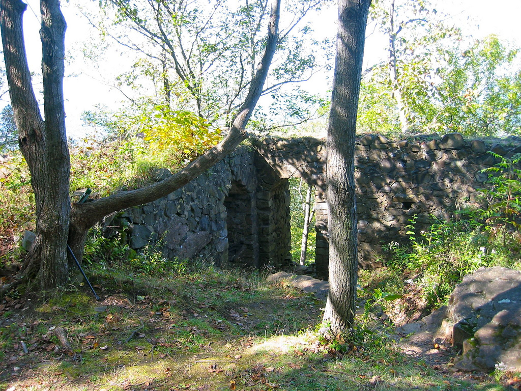 This Creepy Spot Deep In The Woods Of Massachusetts Is