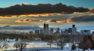 These 10 Gorgeous Winter Photos Prove That Denver Is One Of The Most Beautiful Cities In The World