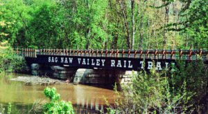 Take This Rail Trail In Michigan For An Unforgettable Journey