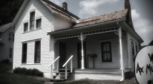This Iowa House Is Among The Most Haunted Places In The Nation
