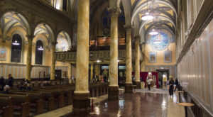 This Incredible Rhode Island Cathedral Is Home To North America's Largest Fresco Collection