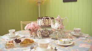 The Whimsical Tea Room In Minnesota That's Like Something From A Storybook