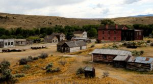 This County In Montana Was One Of The Most Dangerous Places In The Nation In The 1860s