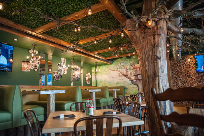 This Treehouse Restaurant In North Carolina Is Whimsical